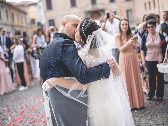 Il matrimonio di Alessandro e Eleonora a Forlì, Forlì-Cesena 25