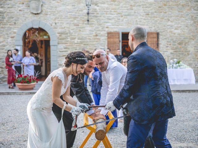 Il matrimonio di Alessandro e Eleonora a Forlì, Forlì-Cesena 44
