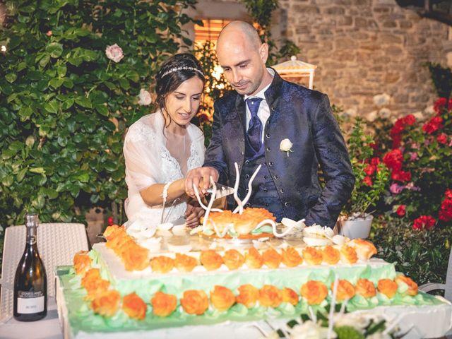 Il matrimonio di Alessandro e Eleonora a Forlì, Forlì-Cesena 56