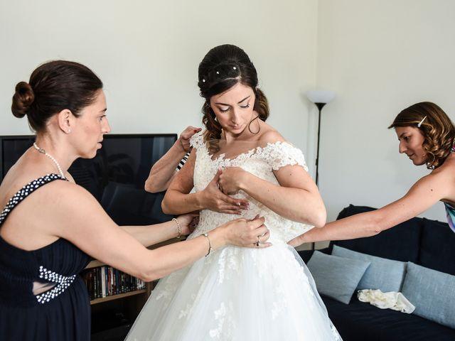 Il matrimonio di Lorenzo e Sara a Meda, Monza e Brianza 11