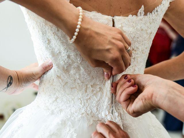 Il matrimonio di Lorenzo e Sara a Meda, Monza e Brianza 12