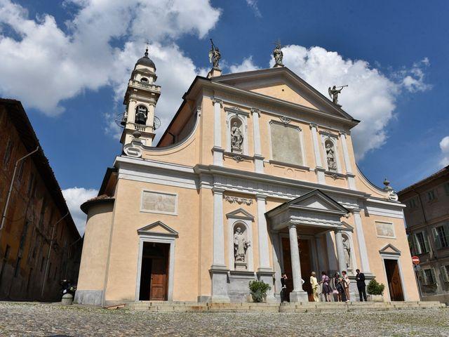Il matrimonio di Lorenzo e Sara a Meda, Monza e Brianza 14
