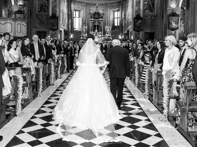 Il matrimonio di Lorenzo e Sara a Meda, Monza e Brianza 16