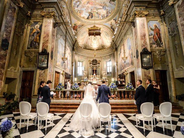 Il matrimonio di Lorenzo e Sara a Meda, Monza e Brianza 17