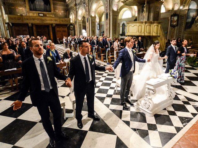 Il matrimonio di Lorenzo e Sara a Meda, Monza e Brianza 18