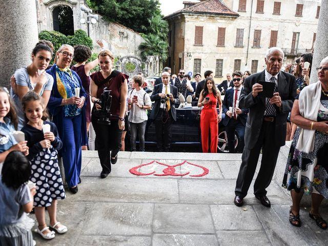 Il matrimonio di Lorenzo e Sara a Meda, Monza e Brianza 20