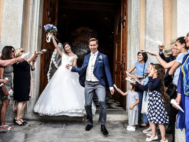 Il matrimonio di Lorenzo e Sara a Meda, Monza e Brianza 3