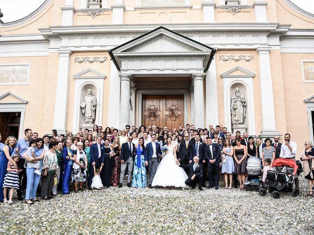 Il matrimonio di Lorenzo e Sara a Meda, Monza e Brianza 21