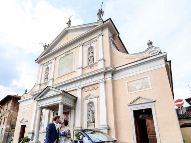 Il matrimonio di Lorenzo e Sara a Meda, Monza e Brianza 22