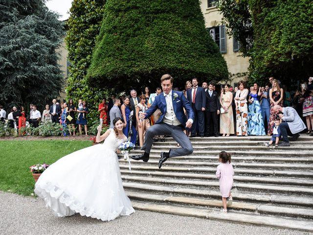 Il matrimonio di Lorenzo e Sara a Meda, Monza e Brianza 26