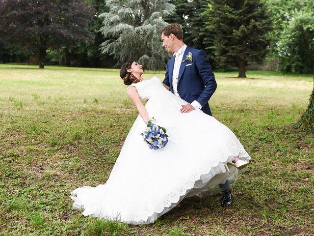 Il matrimonio di Lorenzo e Sara a Meda, Monza e Brianza 37