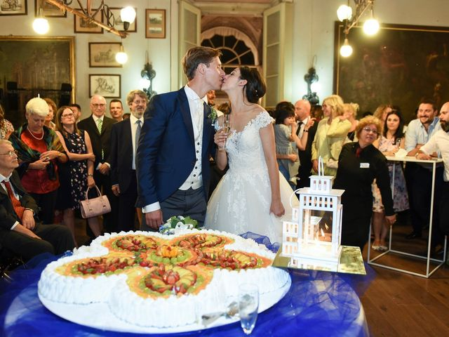 Il matrimonio di Lorenzo e Sara a Meda, Monza e Brianza 45