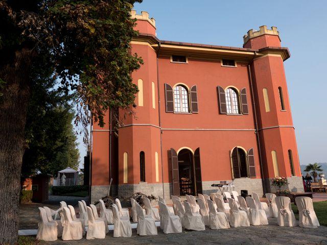Il matrimonio di Stefano e Maria Emilia a San Sebastiano da Po, Torino 28