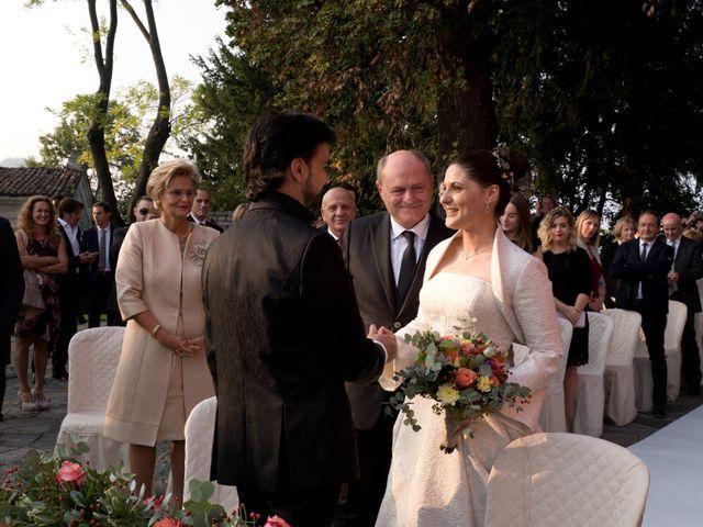 Il matrimonio di Stefano e Maria Emilia a San Sebastiano da Po, Torino 33