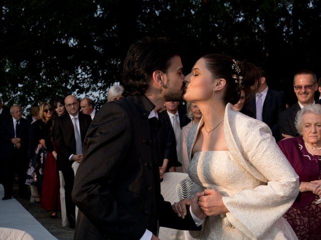 Il matrimonio di Stefano e Maria Emilia a San Sebastiano da Po, Torino 35