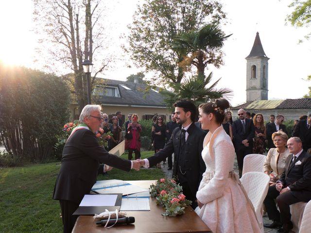 Il matrimonio di Stefano e Maria Emilia a San Sebastiano da Po, Torino 37