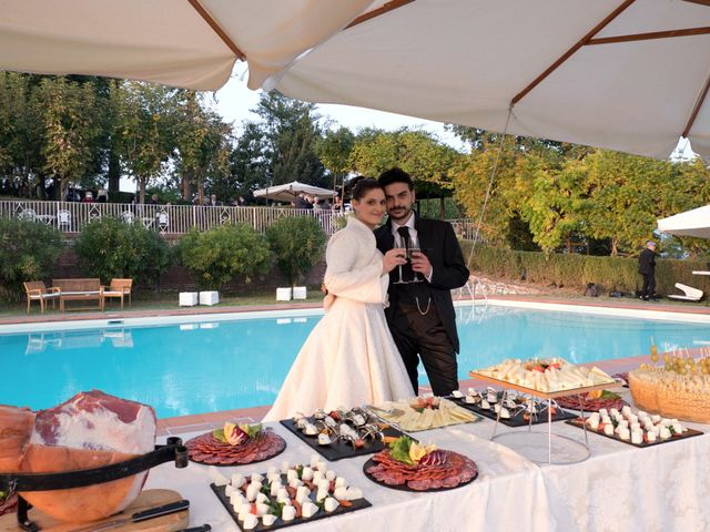 Il matrimonio di Stefano e Maria Emilia a San Sebastiano da Po, Torino 43