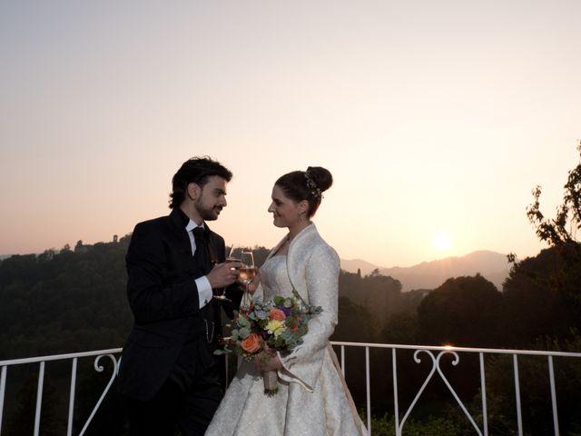 Il matrimonio di Stefano e Maria Emilia a San Sebastiano da Po, Torino 45
