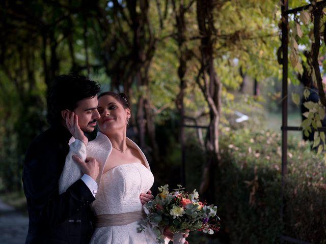Il matrimonio di Stefano e Maria Emilia a San Sebastiano da Po, Torino 1