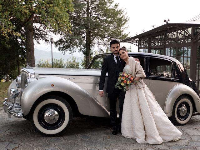 Il matrimonio di Stefano e Maria Emilia a San Sebastiano da Po, Torino 48