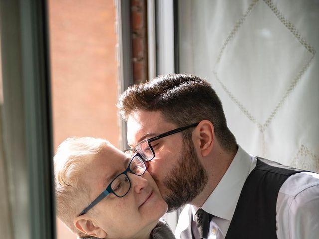 Il matrimonio di Christian e Sara a Poirino, Torino 67