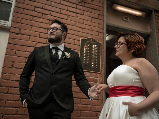 Il matrimonio di Christian e Sara a Poirino, Torino 85