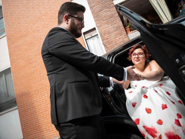 Il matrimonio di Christian e Sara a Poirino, Torino 73