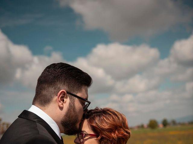 Il matrimonio di Christian e Sara a Poirino, Torino 110
