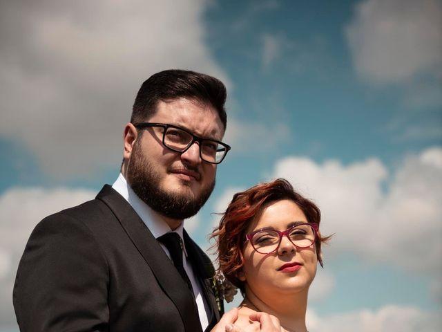 Il matrimonio di Christian e Sara a Poirino, Torino 109