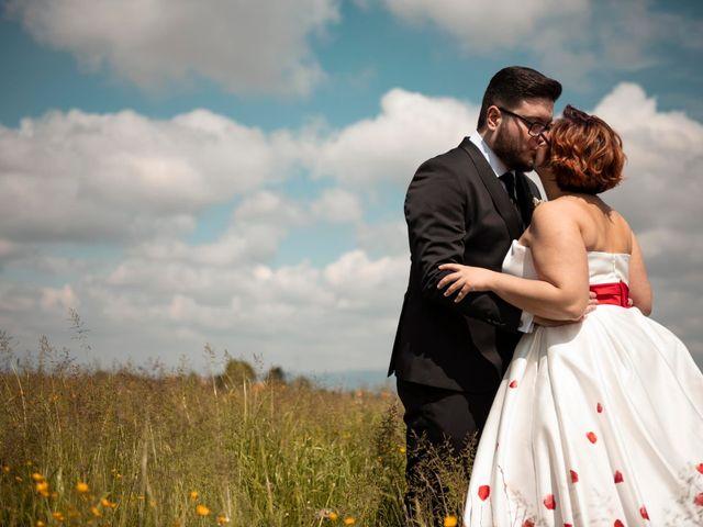 Il matrimonio di Christian e Sara a Poirino, Torino 106