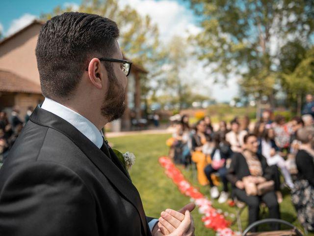 Il matrimonio di Christian e Sara a Poirino, Torino 95