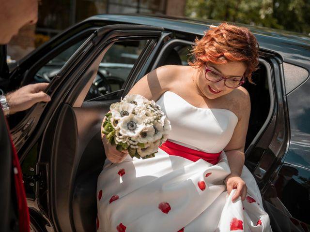 Il matrimonio di Christian e Sara a Poirino, Torino 94