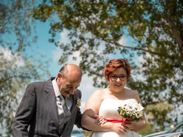 Il matrimonio di Christian e Sara a Poirino, Torino 93