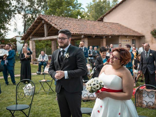 Il matrimonio di Christian e Sara a Poirino, Torino 91
