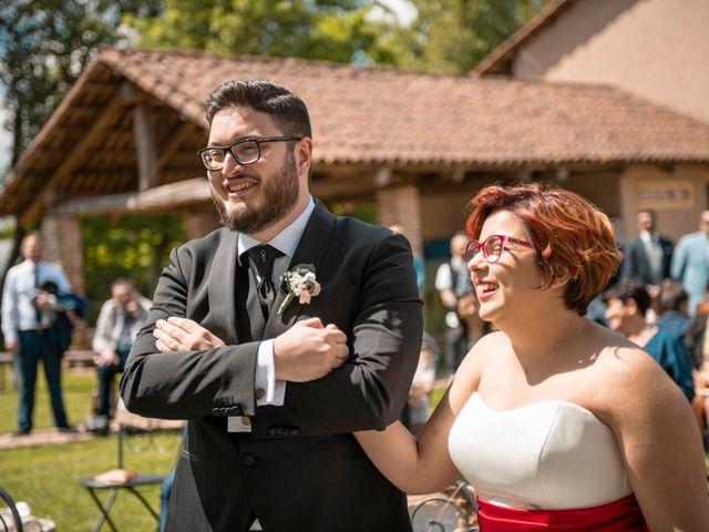 Il matrimonio di Christian e Sara a Poirino, Torino 31