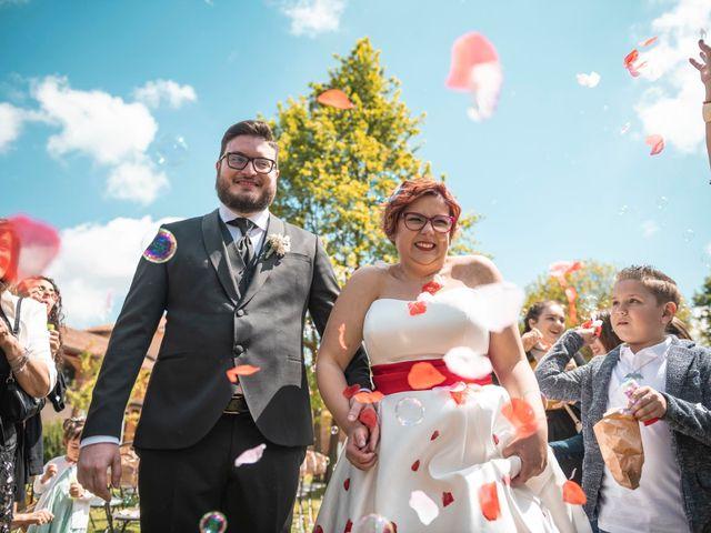Il matrimonio di Christian e Sara a Poirino, Torino 16