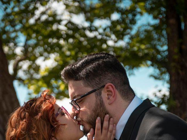 Il matrimonio di Christian e Sara a Poirino, Torino 12