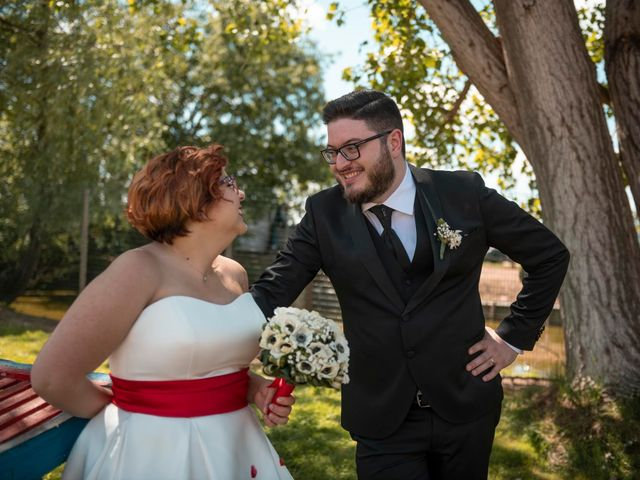 Il matrimonio di Christian e Sara a Poirino, Torino 11
