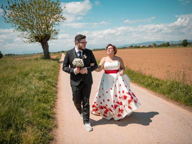 Il matrimonio di Christian e Sara a Poirino, Torino 1