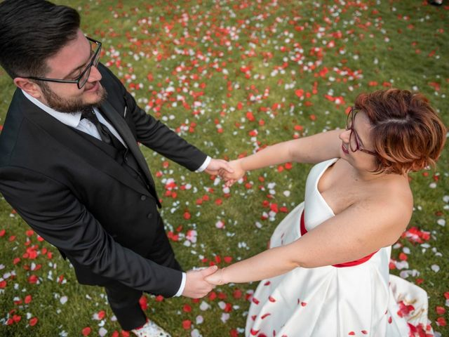 Il matrimonio di Christian e Sara a Poirino, Torino 43