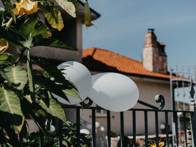 Il matrimonio di Cristian e Jessica a Castelnuovo Cilento, Salerno 1