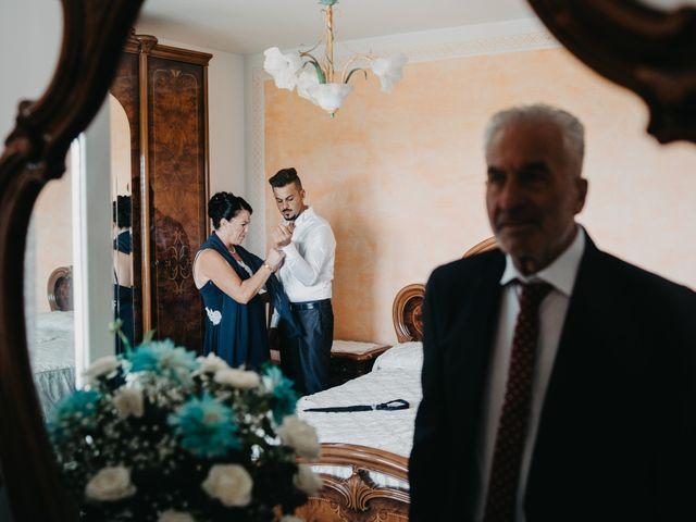 Il matrimonio di Cristian e Jessica a Castelnuovo Cilento, Salerno 3