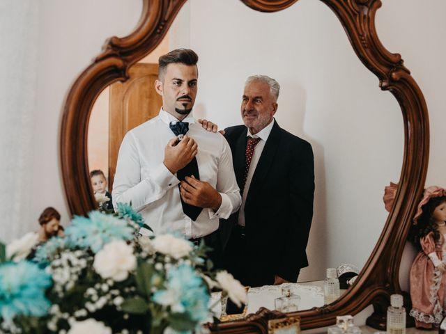 Il matrimonio di Cristian e Jessica a Castelnuovo Cilento, Salerno 5