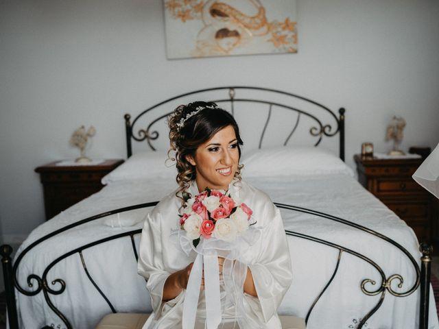 Il matrimonio di Cristian e Jessica a Castelnuovo Cilento, Salerno 8