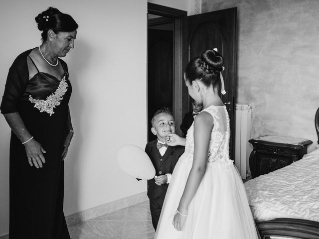 Il matrimonio di Cristian e Jessica a Castelnuovo Cilento, Salerno 14