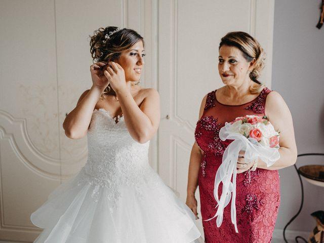 Il matrimonio di Cristian e Jessica a Castelnuovo Cilento, Salerno 22