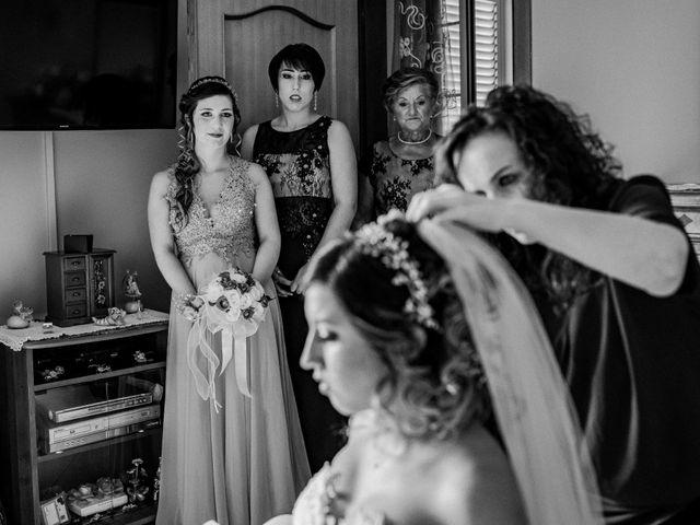 Il matrimonio di Cristian e Jessica a Castelnuovo Cilento, Salerno 23