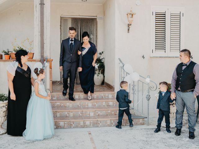 Il matrimonio di Cristian e Jessica a Castelnuovo Cilento, Salerno 26