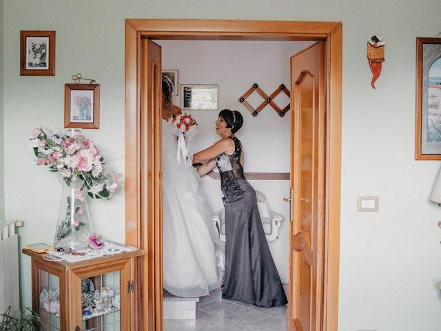Il matrimonio di Cristian e Jessica a Castelnuovo Cilento, Salerno 27