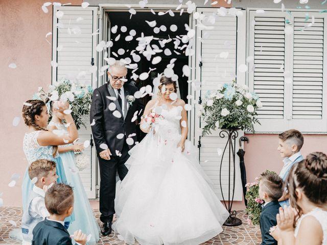 Il matrimonio di Cristian e Jessica a Castelnuovo Cilento, Salerno 28